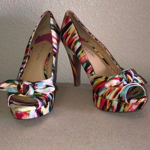 Summer pink Heels